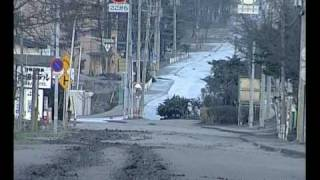 Cameraman sneaks in as Usu volcano destroys town   Japan thumbnail