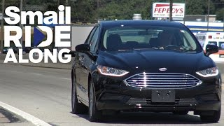 2017 Ford Fusion - Smail Ride Along - Virtual Test Drive