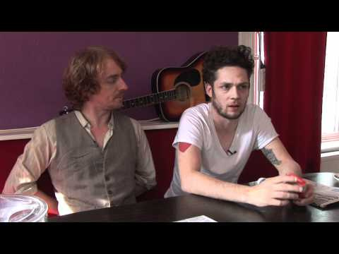 Interview Broken Glass Heroes - Tim Vanhamel en Pascal Deweze (deel 4)