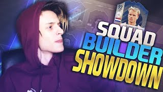SQUAD BUILDER SHOWDOWN -  BERGKAMP PRIME!