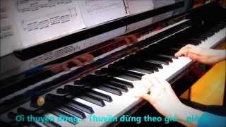 Mong Chờ (Xuân Tiên) - Piano Cover