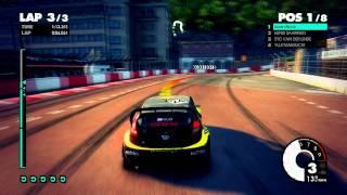 DiRT3 Gameplay - Monaco Rallycross - Ford Fiesta - 1080p