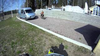 cross ramp i hede