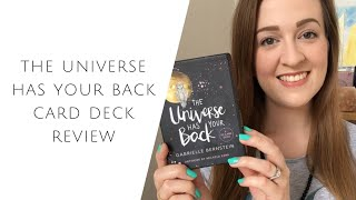 The Universe Has Your Back | Review + how I use affirmation cards