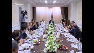 ԱԱԾ տնօրենի հանդիպումը լրատվամիջոցների հետ