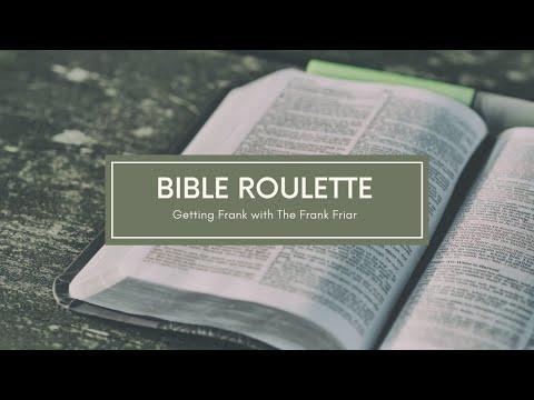 Bible Roulette