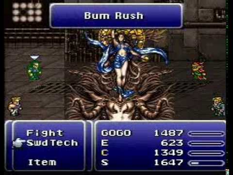 Final Fantasy VI Speedrun (Glitchless 100%) - 6:52:07