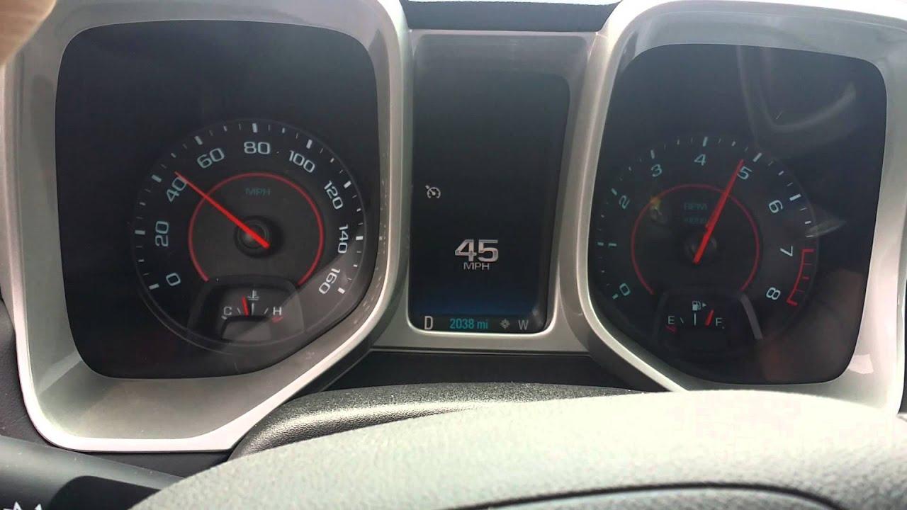 2017 Chevrolet Camaro Rs V6 0 60