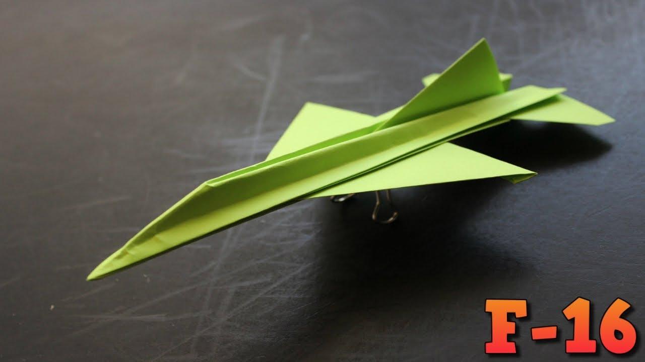 kağıttan f16 u231ak yapımı f15 nasıl yapılır youtube