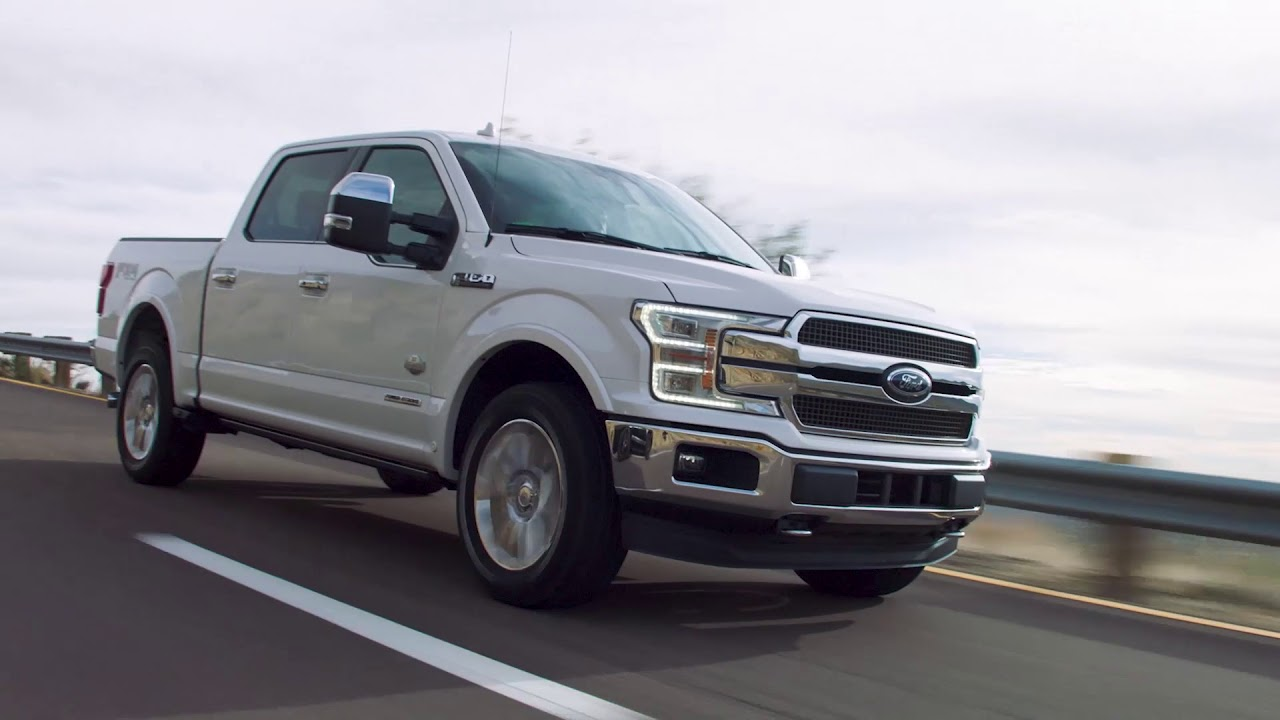 Ford introduces first diesel engine for best selling f 150 with estimated 30 mpg