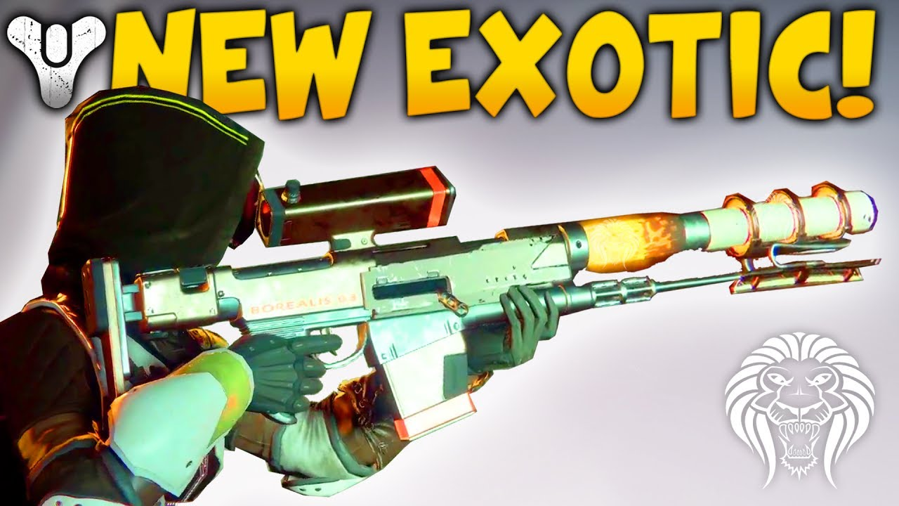 destiny best exotic sniper