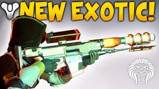 Destiny 2: NEW EXOTIC SNIPER! Multi Elements, Taken Strike, Beta Date, PC Info & PS Exclusives