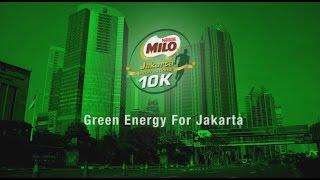 MILO Jakarta International 10 K 2016