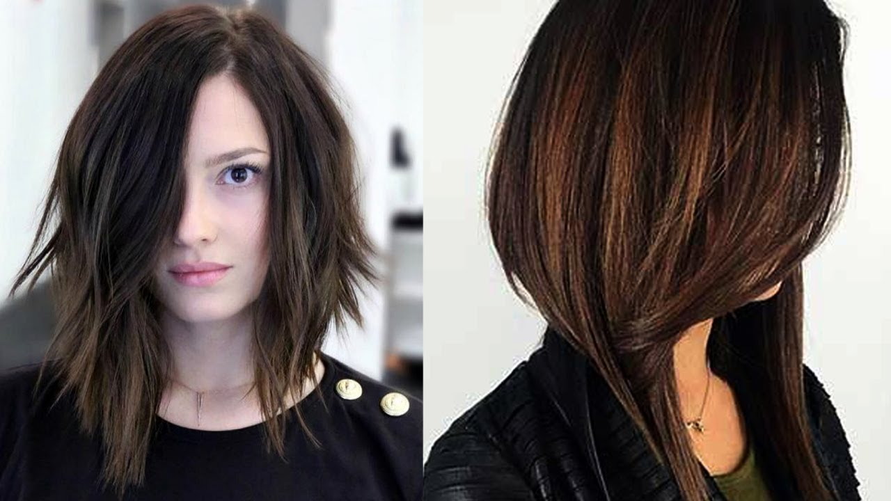 Popular Medium Haircut Ideas Of 2017 Youtube