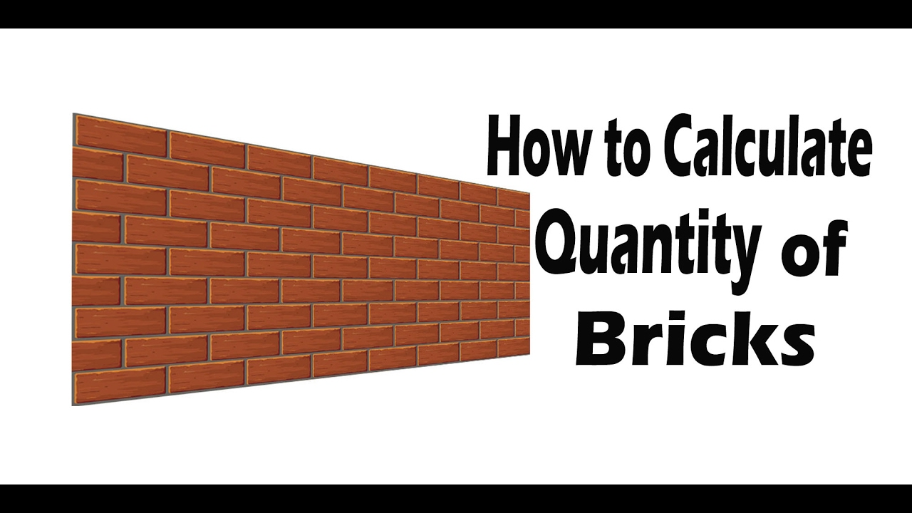 How to lay brickwork Calculation of brickwork 89