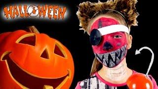 Хеллоуин и 5 ночей с Фредди - Образ Фокси от Светы
