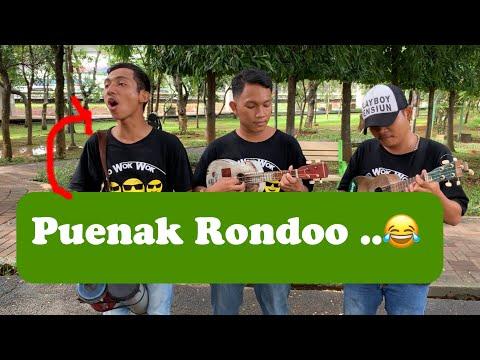 Janda (rondo) 7 Kali Kocak Banget Di Nyanyiin Trio Wok Wok