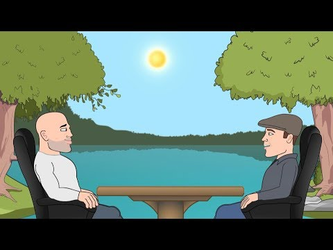 A Mating Moment - JRE Toons