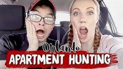 ORLANDO APARTMENT HUNTING | I'M MOVING!