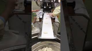 (주)풍진식품기계 모짜렐라 치즈떡볶이 성형기 (벨트식)…