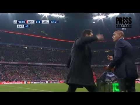 Cuando el Cholo Simeone cambió la historia del Atlético de Madrid