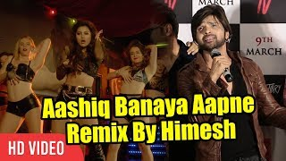 Aashiq Banaya Aapne Remix Version | LIVE By Himesh Reshammiya | Hate Story 4