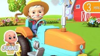 Old MacDonald Had a Farm song | Babies Song | Jugnu Kids nursery rhymes & Kids Songs