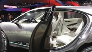 Jaguar I Pace // Лос Анджелес 2016 // АвтоВести Online