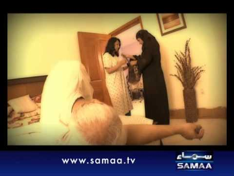 Interrogation August, 06, 2011 SAMAA TV 4/4