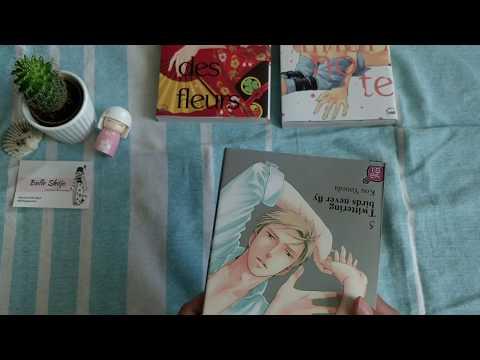 Unboxing Éditions Nobi Nobi, Pika, Ototo, Taifu, IDP Boy's Love, 22 Aout 2018