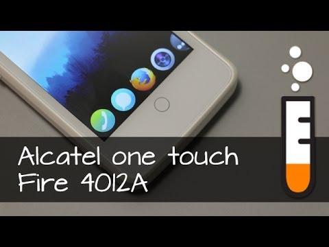Smartphone Alcatel One Touch Fire OT-4012A - Resenha Brasil