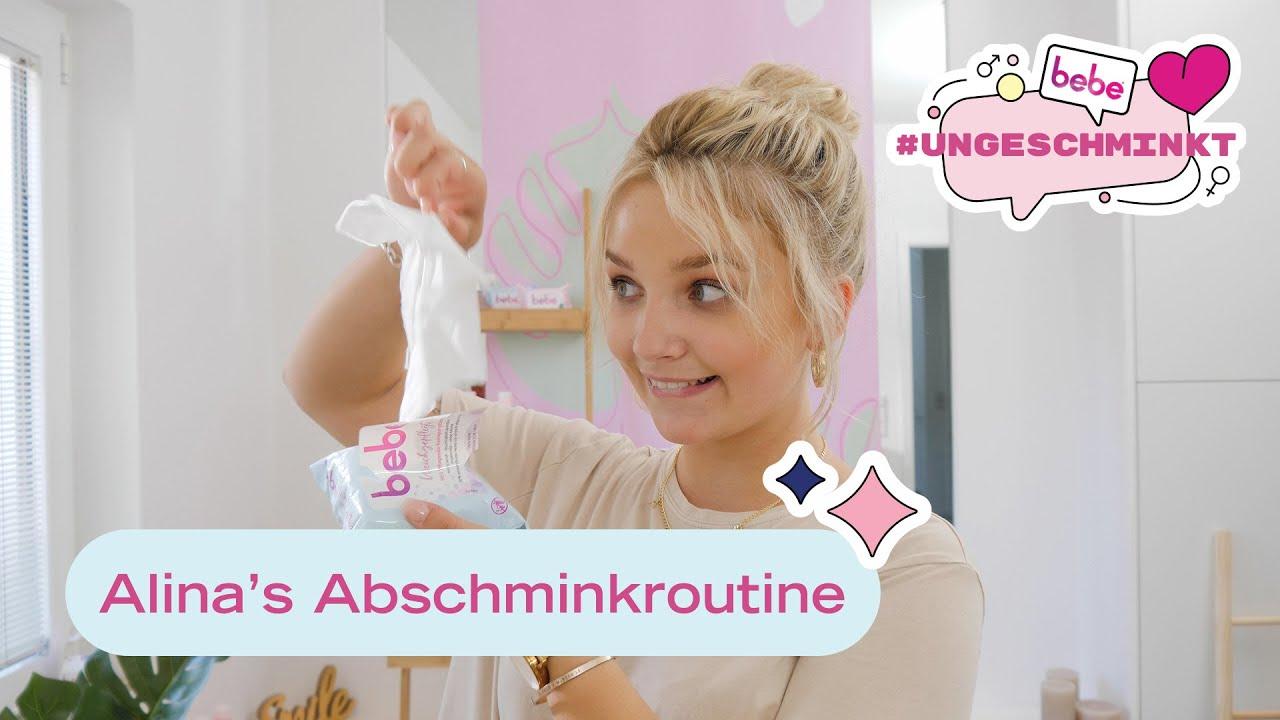 Get unready! Alina's Abschminkroutine 🧼