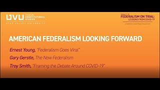 American Federalism Looking Forward