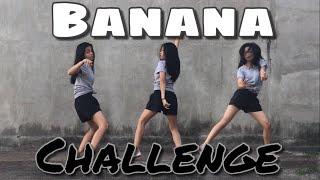 Banana Dance Challenge | Traag (Yung Felix Remix) || Mica Aquino