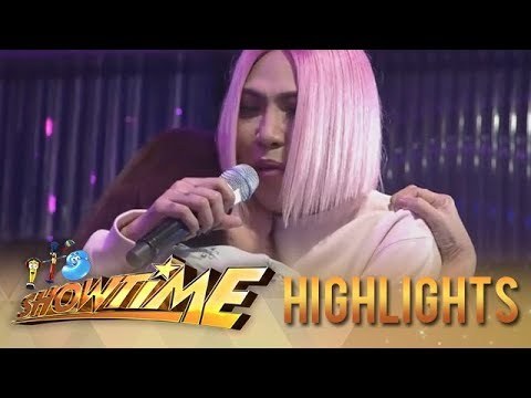 Its Showtime: Vice Ganda meets Ate Girls mom