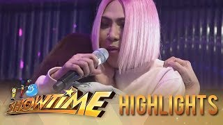 It's Showtime: Vice Ganda meets Ate Girl's mom