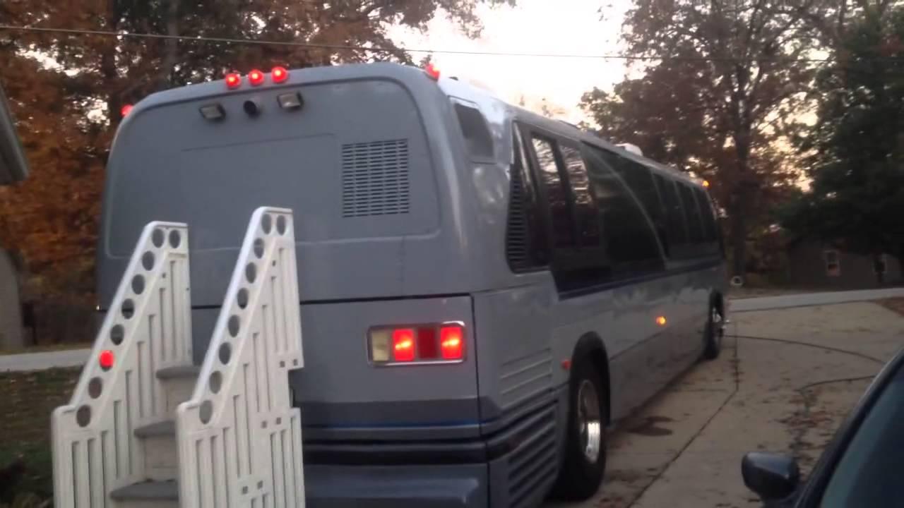 1980 Gmc RTS 2 Bus Conversion