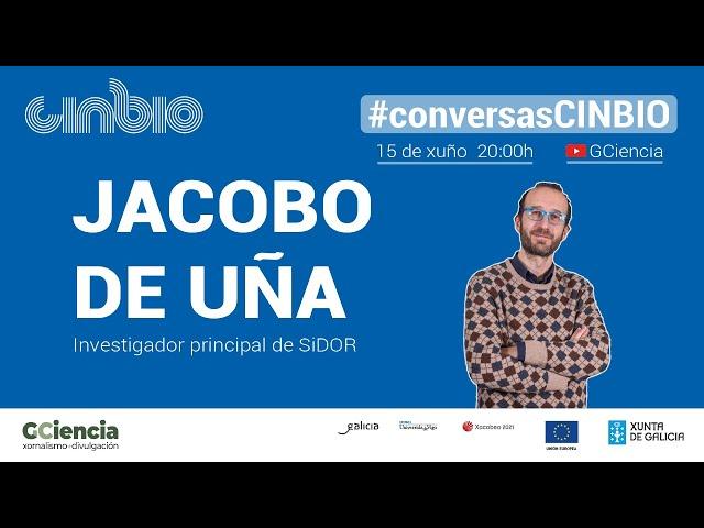 #ConversasCINBIO, Informática e Bioestatística con Jacobo de Uña
