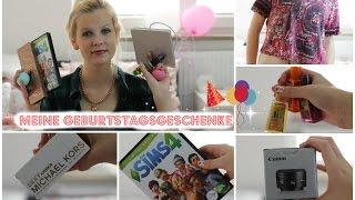 Meine Geburtstagsgeschenke zum 16 Birthday ! Victorias secret, Michael Kors .. Thumbnail