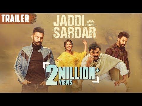 Jaddi Sardar | Official Trailer | Sippy Gill, Dilpreet Dhillon | Latest Movie 2019 | 6th Sept