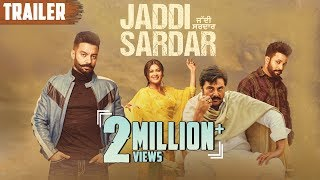 Jaddi Sardar | Official Trailer | Sippy Gill, Dilpreet Dhillon | New Punjabi Movie 2019 | 6th Sept