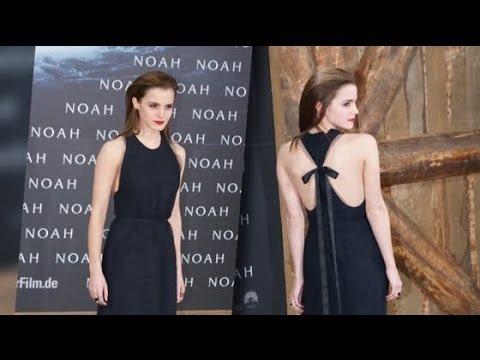Emma Watson est sublime à la première de Noah