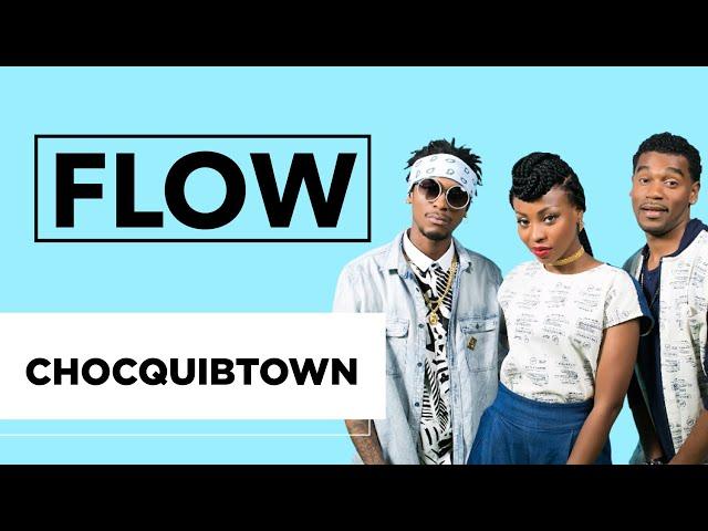 Chocquibtown - Flow 'Que Me Baile' | Latido Music