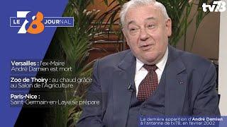 7/8 Le Journal. mercredi 6 mars 2019