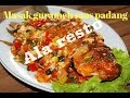 - Cara memasak gurame saos padang ala resto untuk porsi 8 orang