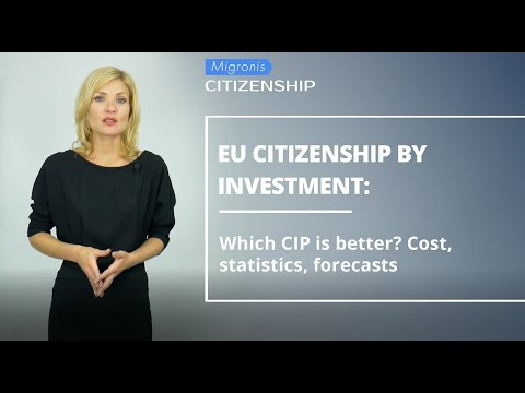 Citizenship by investment in Europe 👉 Comparison of CBI programs