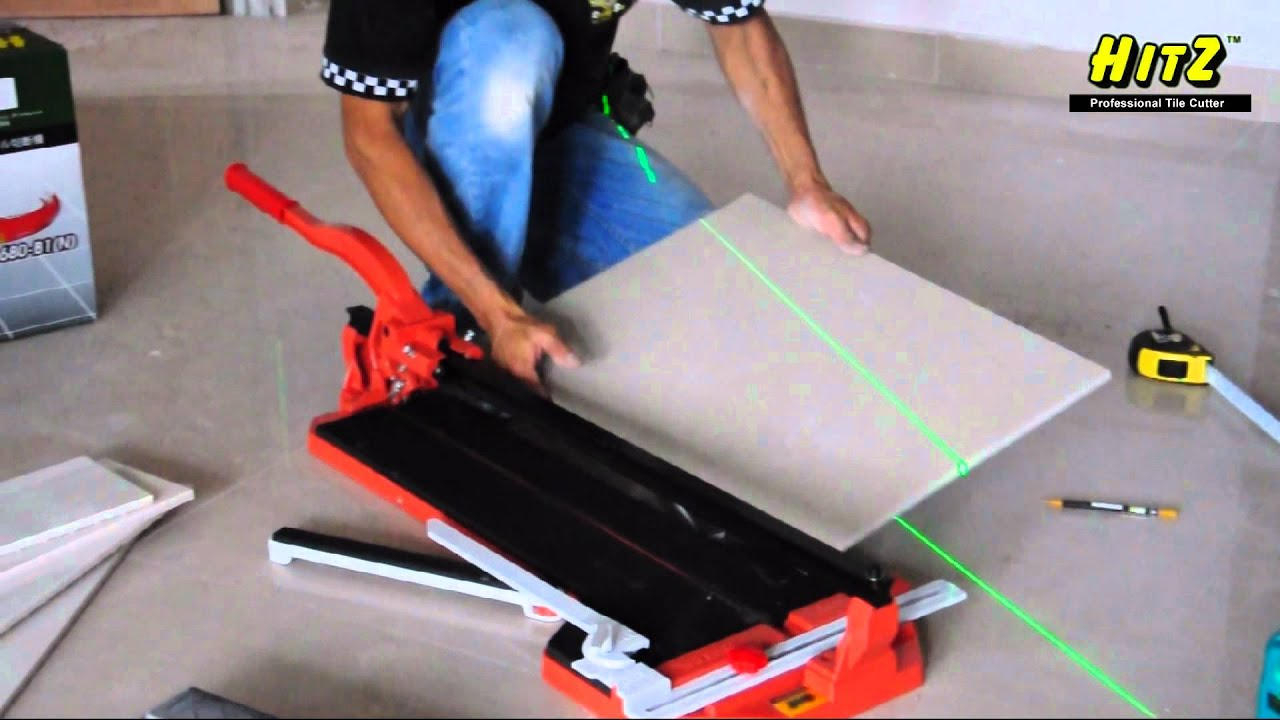 Hitz tools professional tile cutter md 680 b1n youtube dailygadgetfo Gallery