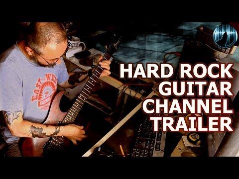 Hard Rock Guitar | Channel Trailer