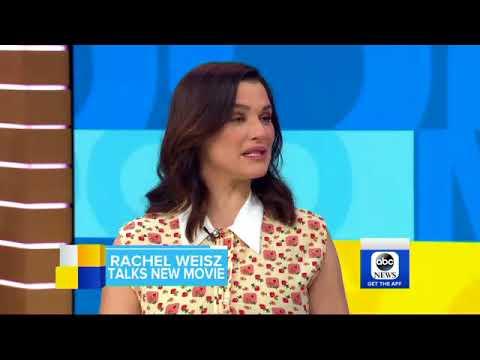 Rachel Weisz compares her new romance drama