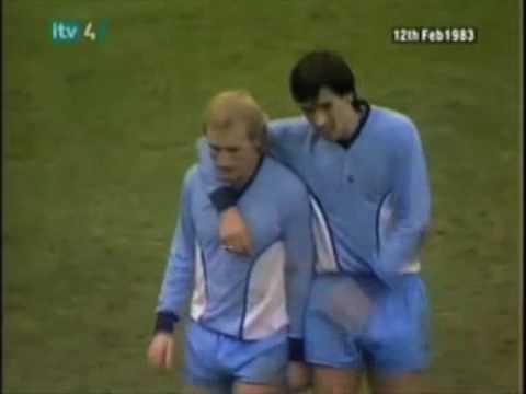 Coventry 4 Man City 0 - 12th Feb '83